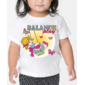 Transfer sublimático para camiseta Infantil 000920