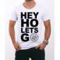 Transfer sublimático para camiseta Ramones 000309