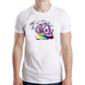Transfer sublimático para camiseta Caveiras 003719