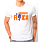 Transfer sublimático para camiseta Educação física 002985