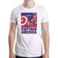 Transfer sublimático para camiseta Heróis/Vilões 004684