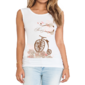 Transfer sublimático para camiseta Feminina 000644