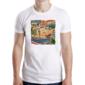 Transfer sublimático para camiseta Carros/Motos 004089