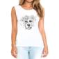 Transfer sublimático para camiseta Feminina 002794