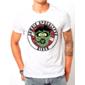Transfer sublimático para camiseta Zombies 001912