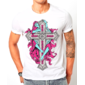 Transfer sublimático para camiseta Radical 001373