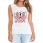 Transfer sublimático para camiseta Feminina 000670