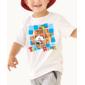 Transfer sublimático para camiseta Infantil 000933