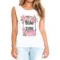 Transfer sublimático para camiseta Feminina 002763