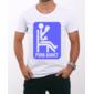 Transfer sublimático para camiseta Engraçada 000534