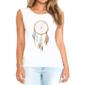 Transfer sublimático para camiseta Feminina 002542