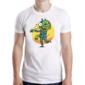 Transfer sublimático para camiseta Zombies 004321