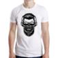 Transfer sublimático para camiseta Caveiras 004523