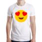 Transfer sublimático para camiseta Emoticons 003333