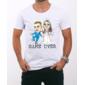 Transfer sublimático para camiseta Engraçada 000451