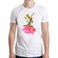 Transfer sublimático para camiseta Sapos Funny 003634