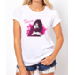 Transfer sublimático para camiseta Amy Winehouse 000168