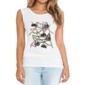 Transfer sublimático para camiseta Feminina 000605