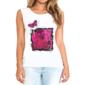 Transfer sublimático para camiseta Feminina 002574