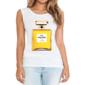 Transfer sublimático para camiseta Feminina 001992