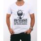 Transfer sublimático para camiseta Engraçada 000481