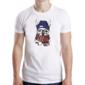 Transfer sublimático para camiseta Animal Hipster 003549