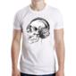 Transfer sublimático para camiseta Caveiras 003362