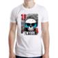 Transfer sublimático para camiseta Caveiras 003717