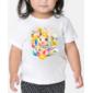 Transfer sublimático para camiseta Infantil 003740