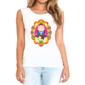 Transfer sublimático para camiseta Santos 004444