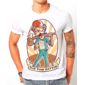 Transfer sublimático para camiseta Radical 001326