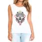 Transfer sublimático para camiseta Feminina 002806