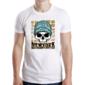 Transfer sublimático para camiseta Caveiras 003724