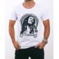Transfer sublimático para camiseta Bob Marley 000187