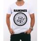 Transfer sublimático para camiseta Ramones 000308