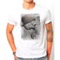 Transfer sublimático para camiseta Caveiras 003221