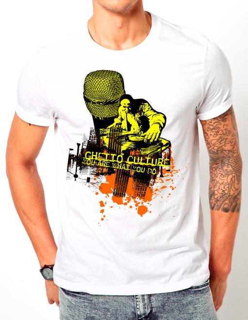 669c29460 Transfer sublimático para camiseta Surf Street 001707 - Customize ...