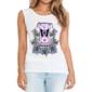 Transfer sublimático para camiseta Feminina 000673