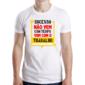 Transfer sublimático para camiseta Frases 004376