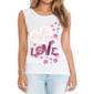Transfer sublimático para camiseta Feminina 000616