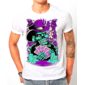 Transfer sublimático para camiseta Radical 001307