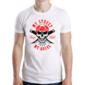 Transfer sublimático para camiseta Caveiras 004528