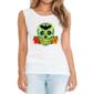Transfer sublimático para camiseta Caveira Mexicana 001997