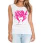 Transfer sublimático para camiseta Feminina 000647