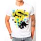 Transfer sublimático para camiseta Radical 001409