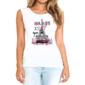 Transfer sublimático para camiseta Feminina 004265