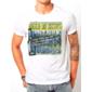 Transfer sublimático para camiseta Surf/Street 001673