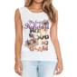Transfer sublimático para camiseta Feminina 000552