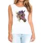 Transfer sublimático para camiseta Feminina 004135