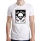 Transfer sublimático para camiseta Caveiras 003684